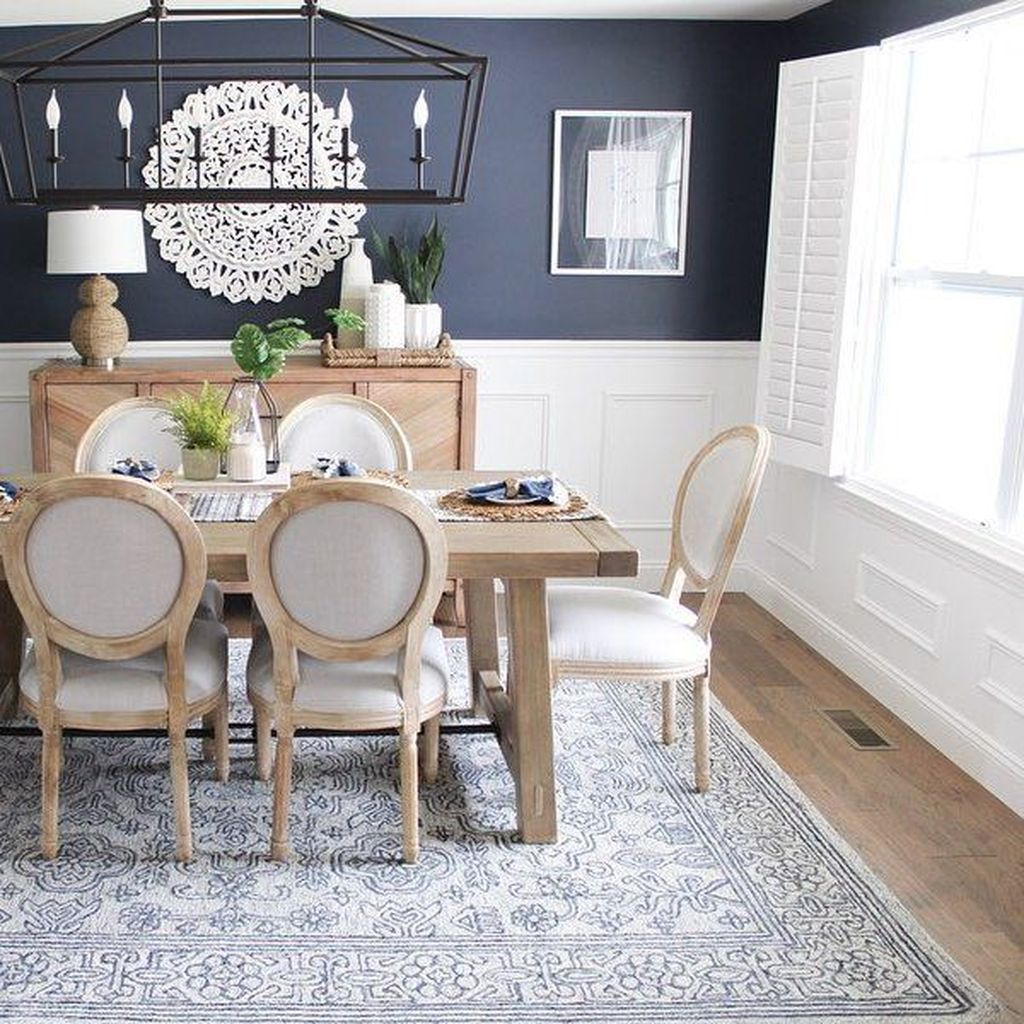 Admirable Dining Room Design Ideas You Will Love 05