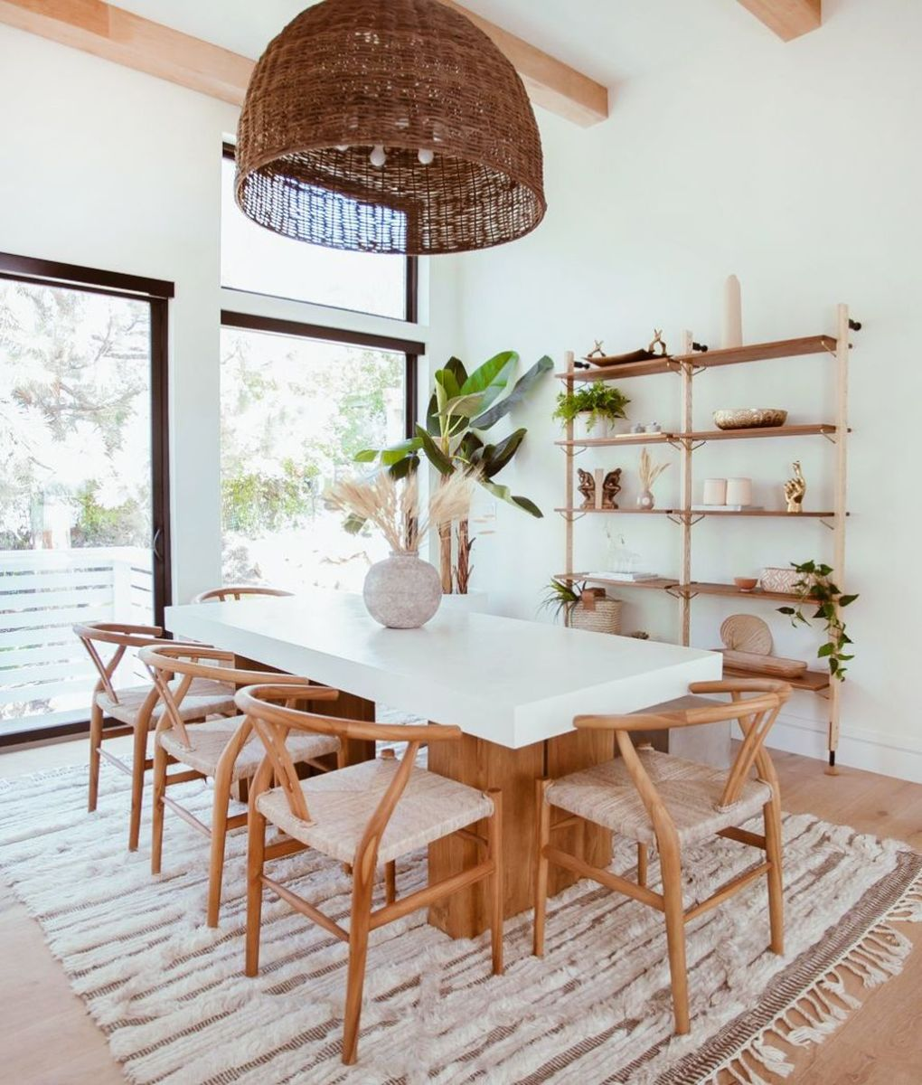 Admirable Dining Room Design Ideas You Will Love 07