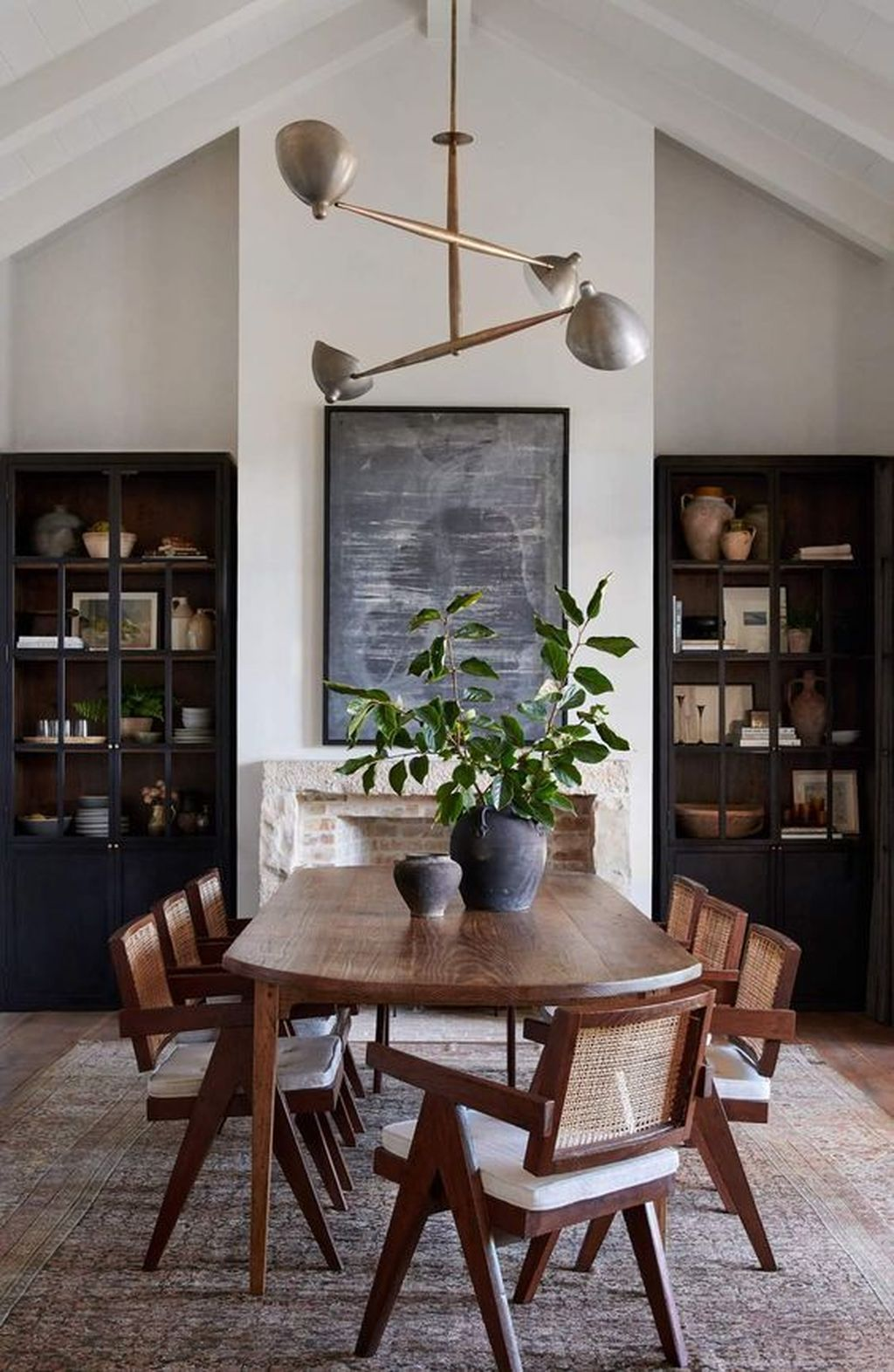 Admirable Dining Room Design Ideas You Will Love 13