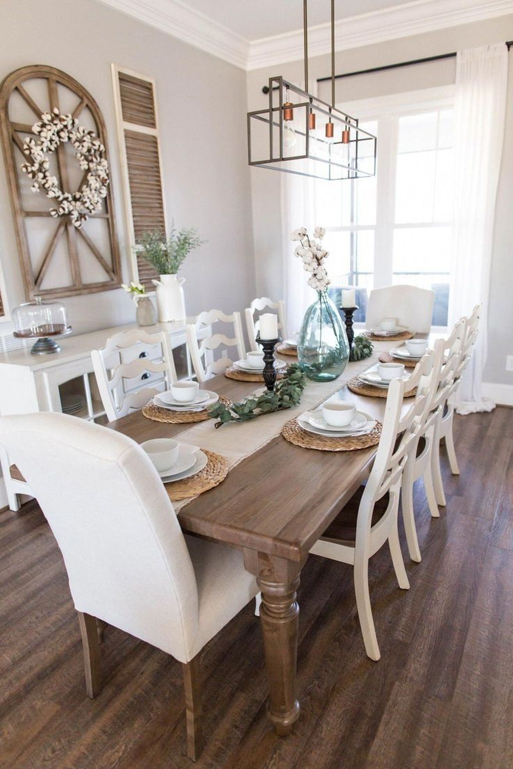 Admirable Dining Room Design Ideas You Will Love 18