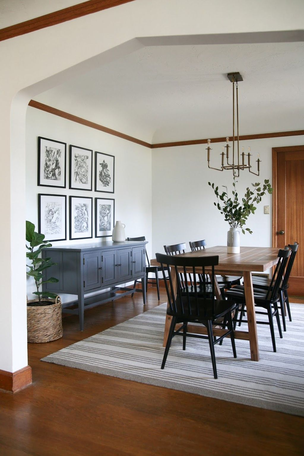 Admirable Dining Room Design Ideas You Will Love 20