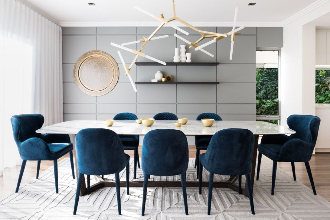 Admirable Dining Room Design Ideas You Will Love 23