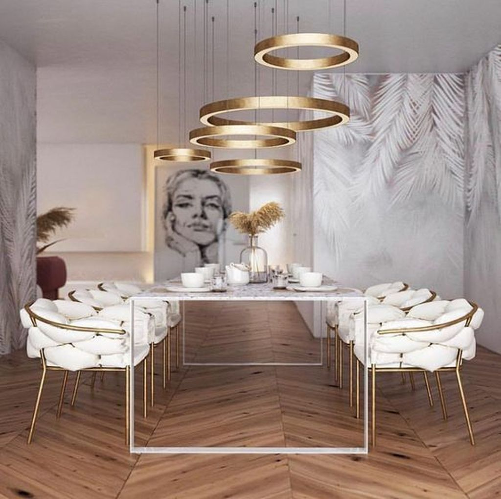Admirable Dining Room Design Ideas You Will Love 26