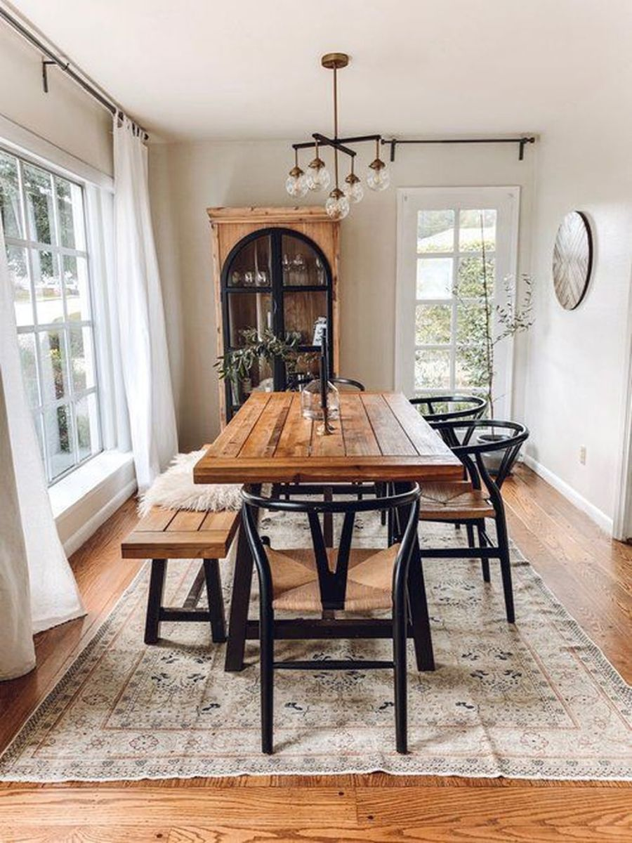 Admirable Dining Room Design Ideas You Will Love 39 1