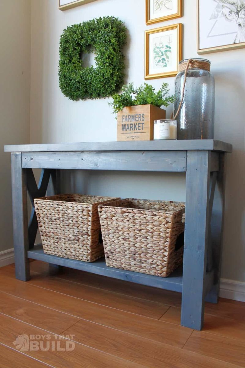 Amazing Sofa Table Decor Ideas You Should Try 17