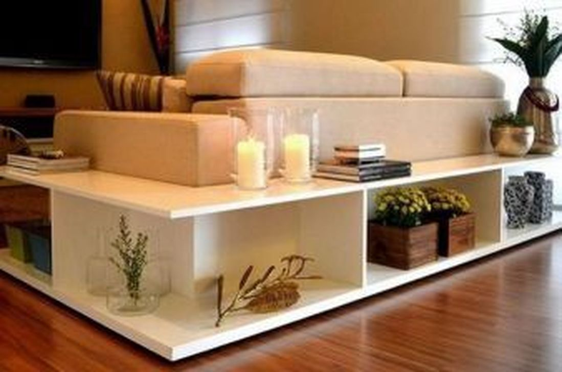 Amazing Sofa Table Decor Ideas You Should Try 18