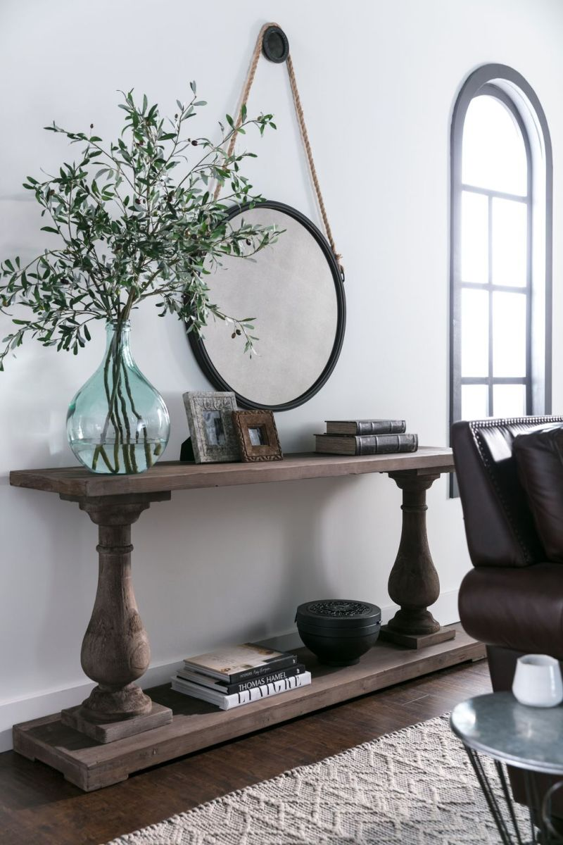 Amazing Sofa Table Decor Ideas You Should Try 31