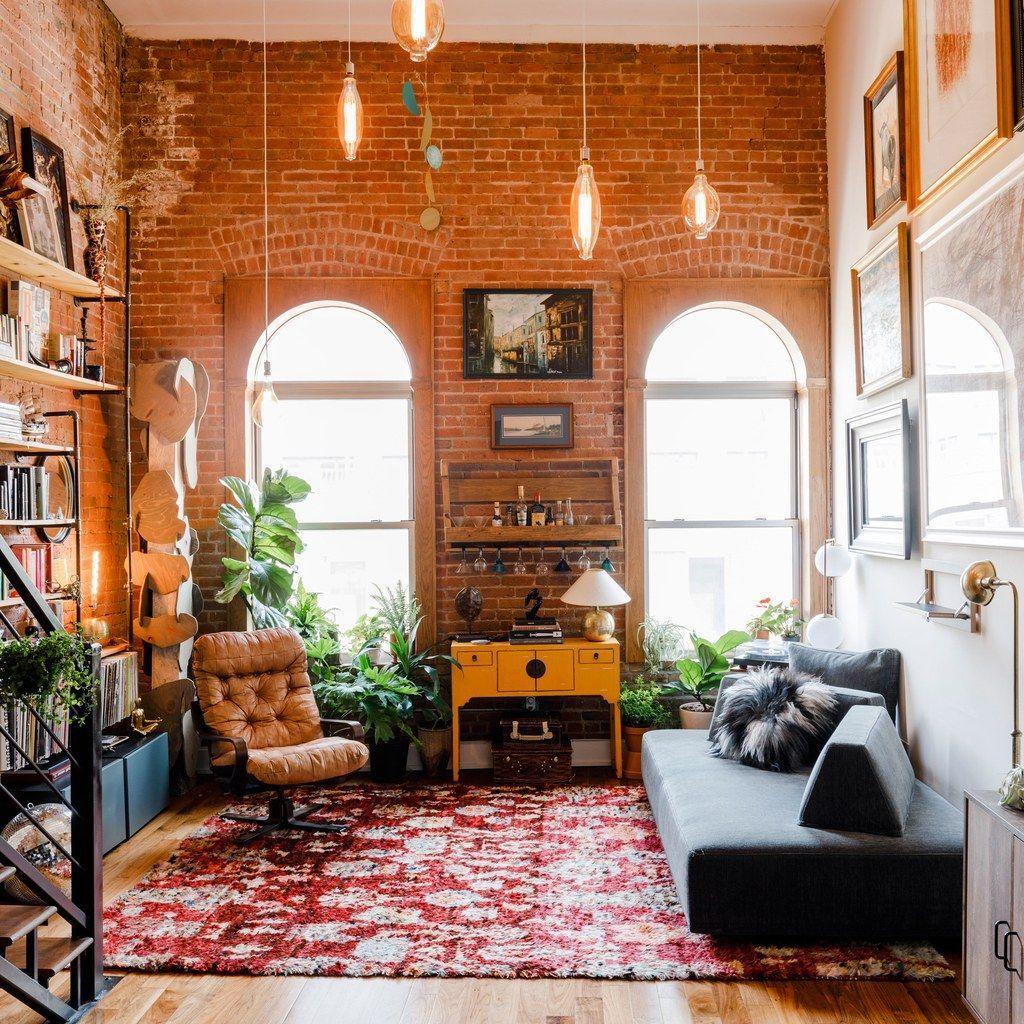 Awesome Loft Apartment Decorating Ideas 13