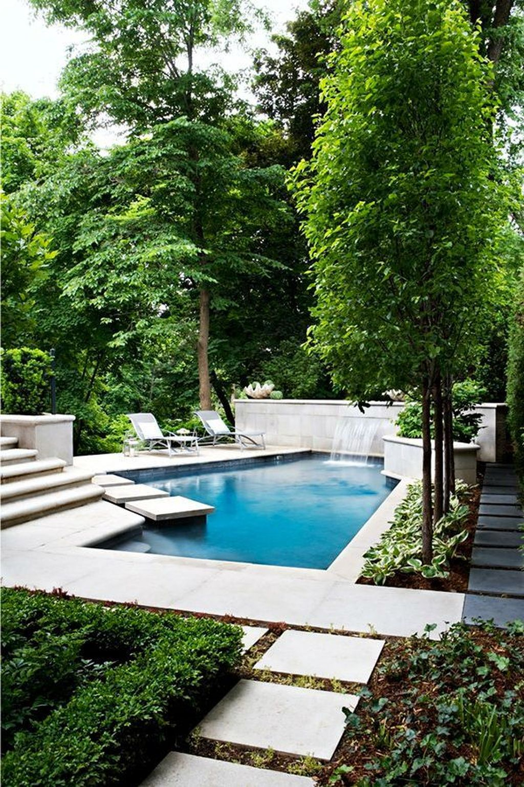Awesome Minimalist Pool Designs You Must Have 20
