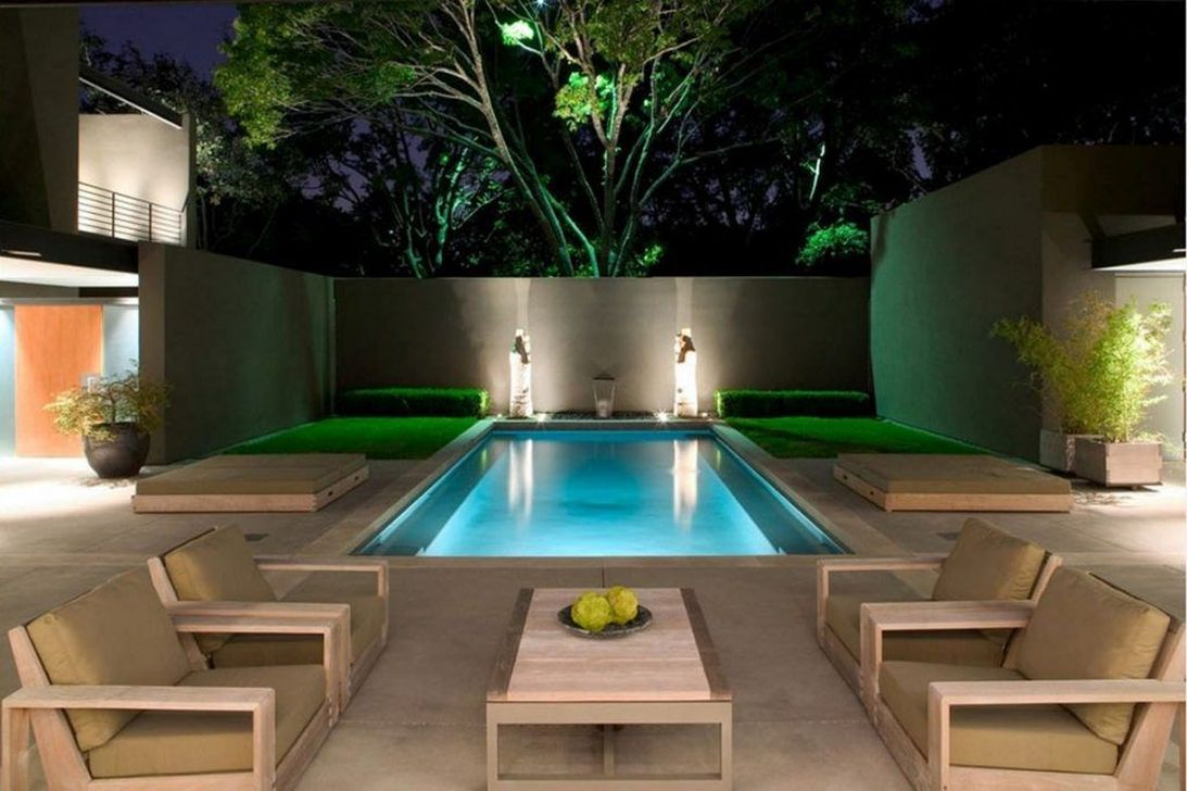 Awesome Minimalist Pool Designs You Must Have 30