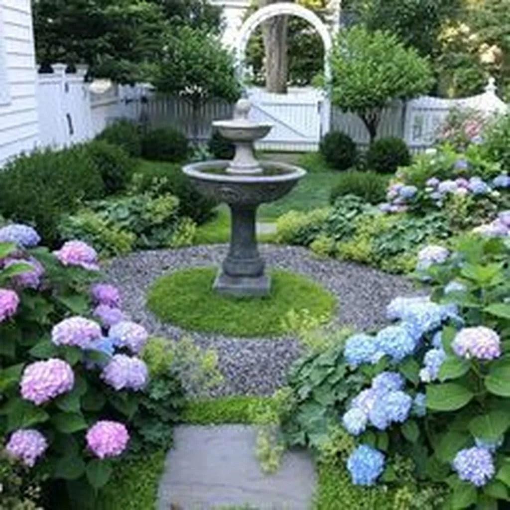 Beautiful Formal Garden Design Ideas 24