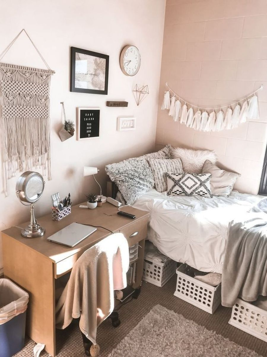 Cool Dorm Room Ideas To Maximize Your Space 15