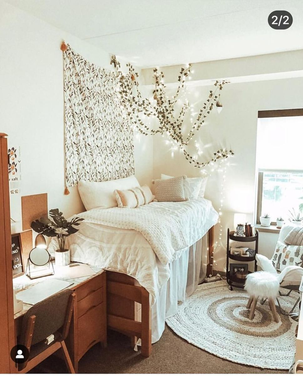 Cool Dorm Room Ideas To Maximize Your Space 24