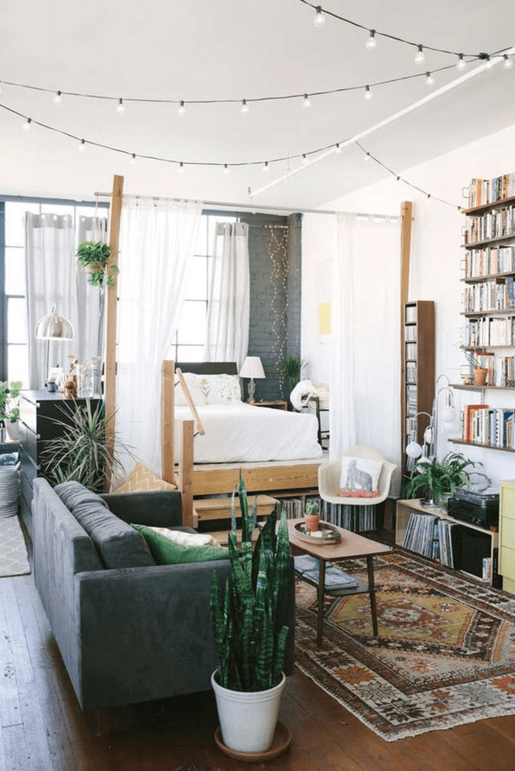 Cool Studio Apartment Ideas You Never Seen Before 01