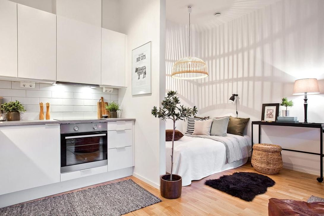 Cool Studio Apartment Ideas You Never Seen Before 04