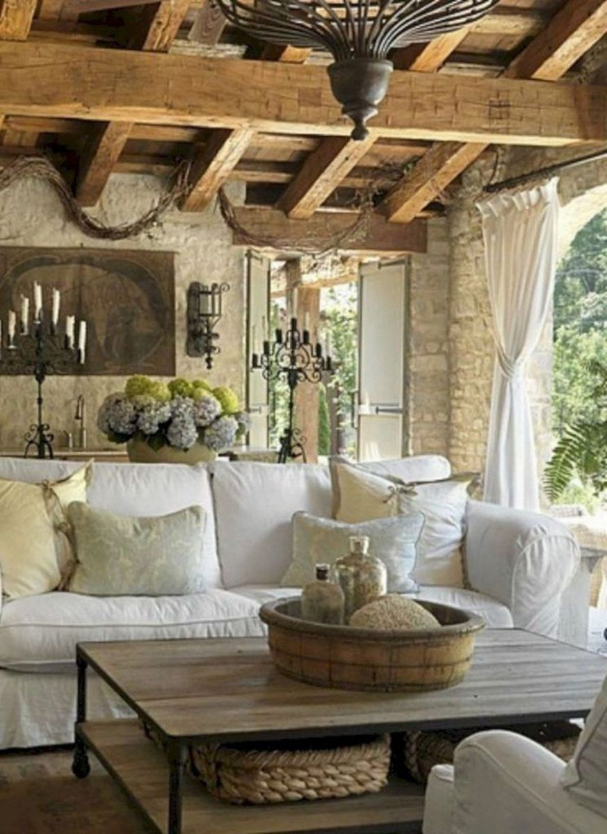 Fabulous Country Living Room Designs Ideas You Will Love 07