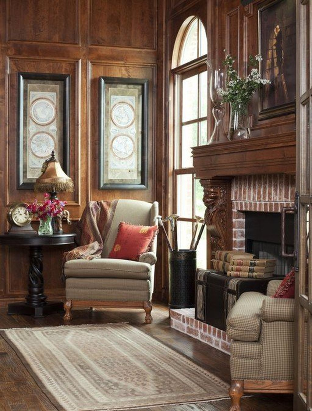 Fabulous Country Living Room Designs Ideas You Will Love 12