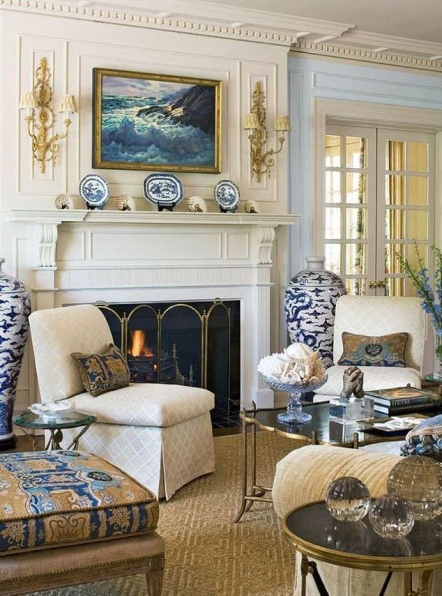 Fabulous Country Living Room Designs Ideas You Will Love 17
