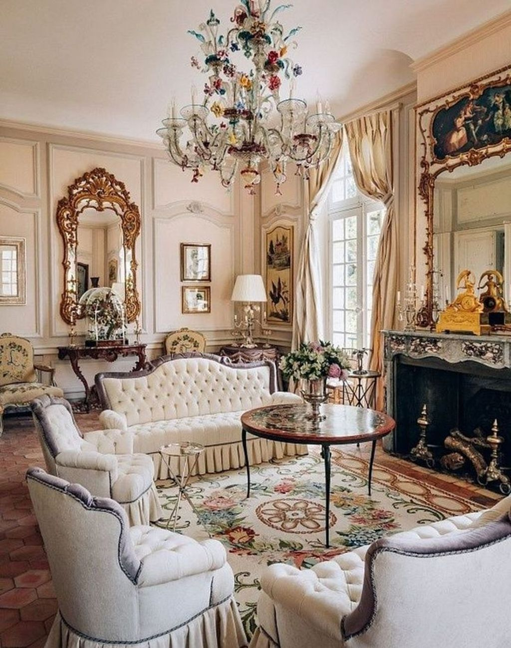 Fabulous Country Living Room Designs Ideas You Will Love 26