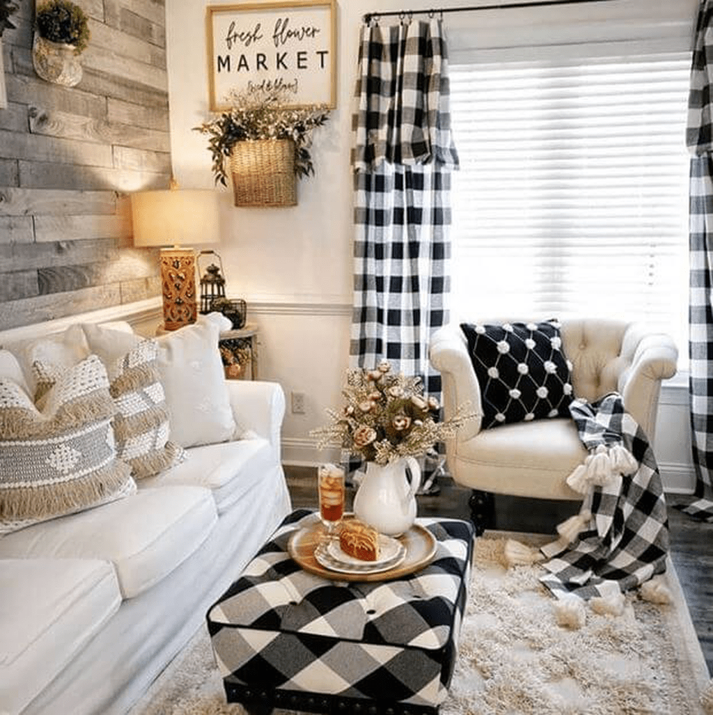 Fabulous Country Living Room Designs Ideas You Will Love 31