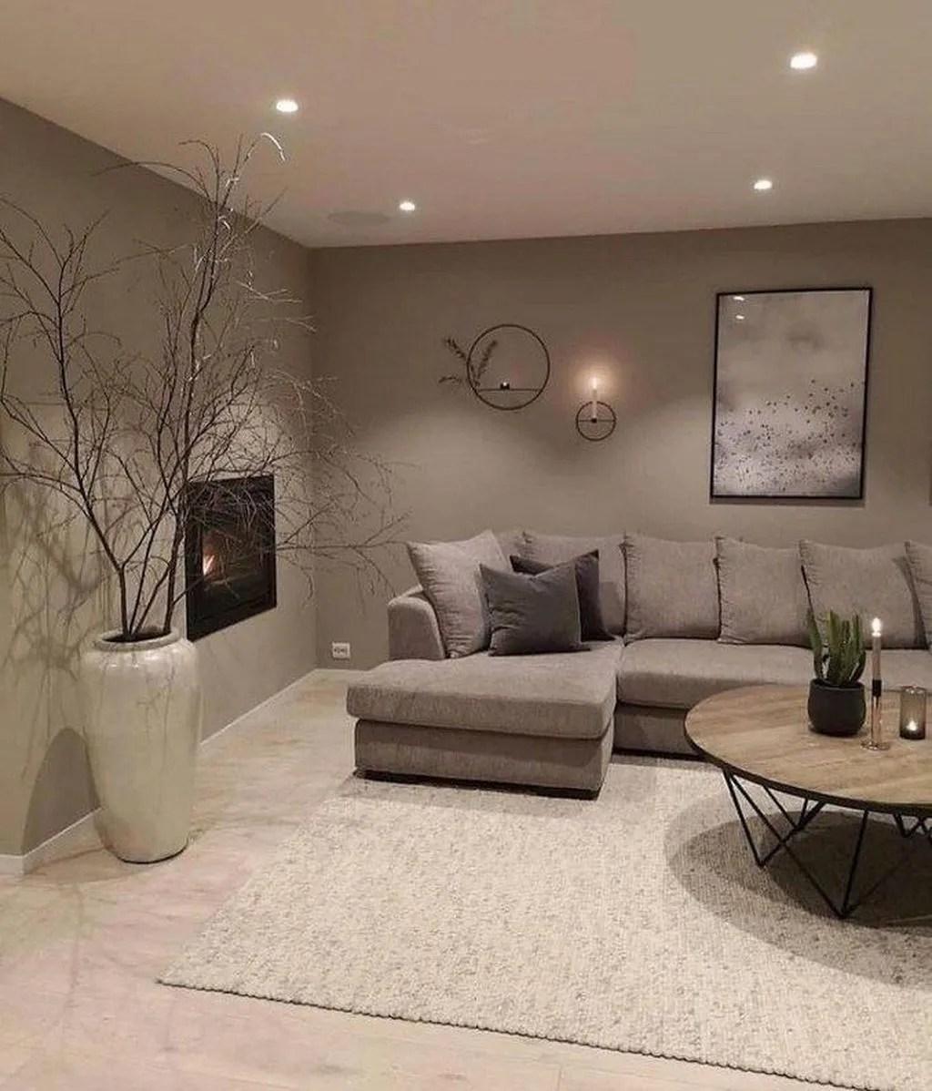 Fascinating Small Apartment Living Room Decor Ideas 03