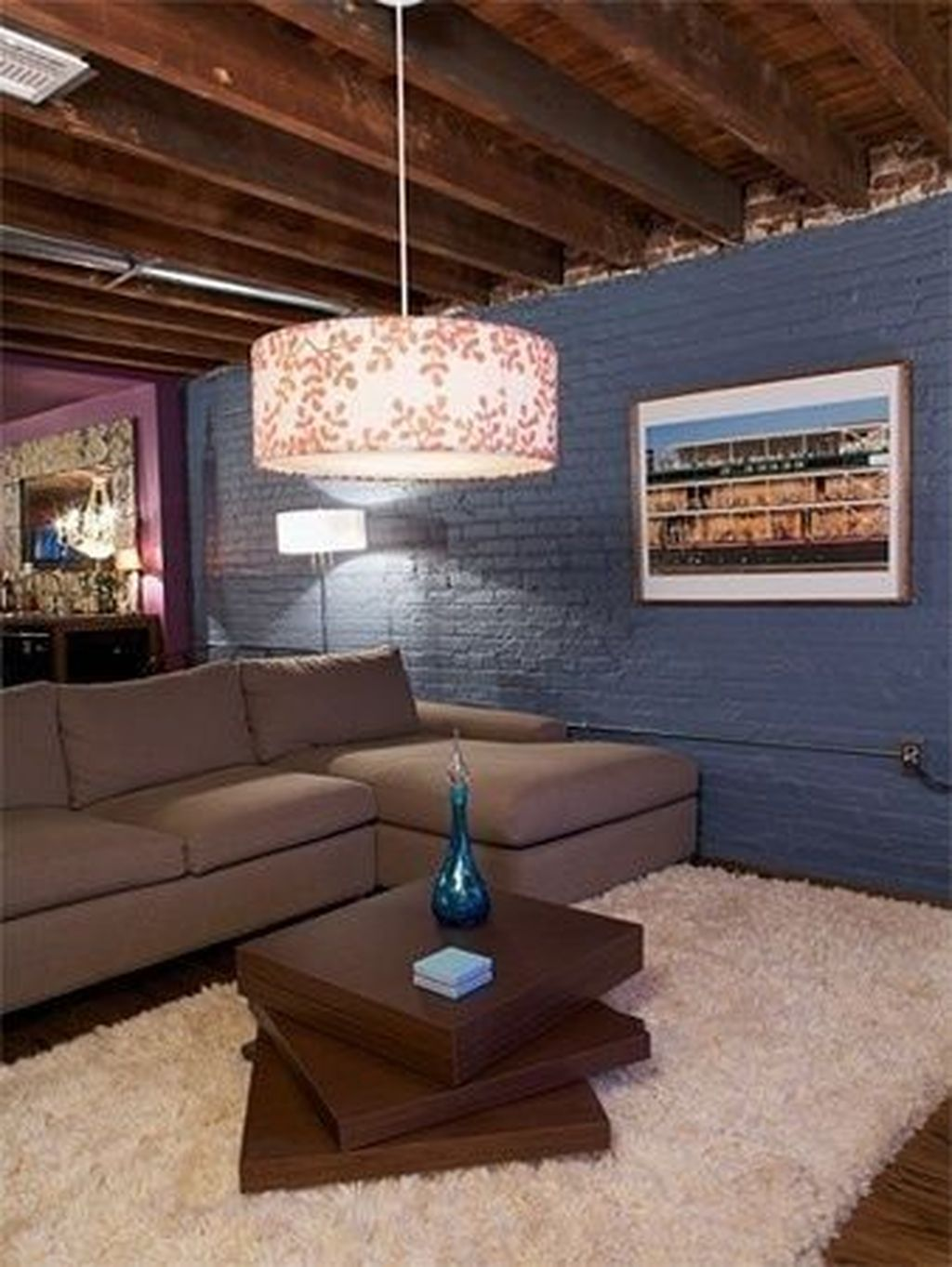 Gorgeous Basement Living Room Ideas You Definitely Like 20