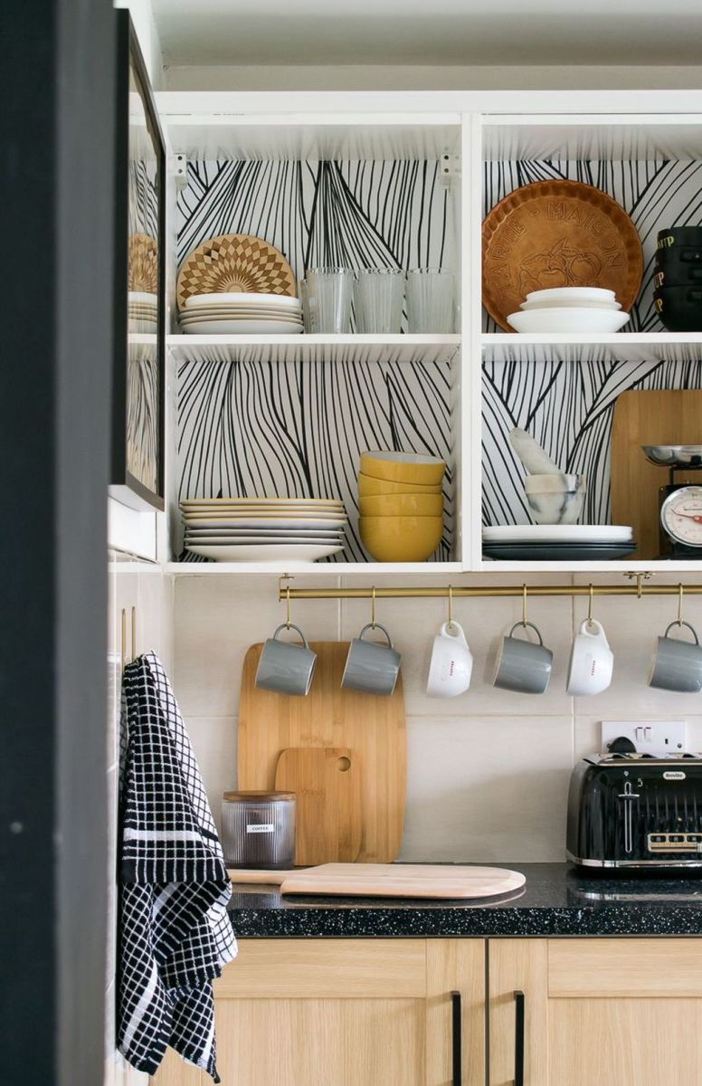 Gorgeous Kitchen Shelves Ideas You Must Have 16