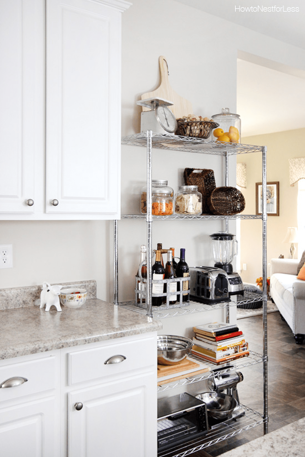 Gorgeous Kitchen Shelves Ideas You Must Have 28