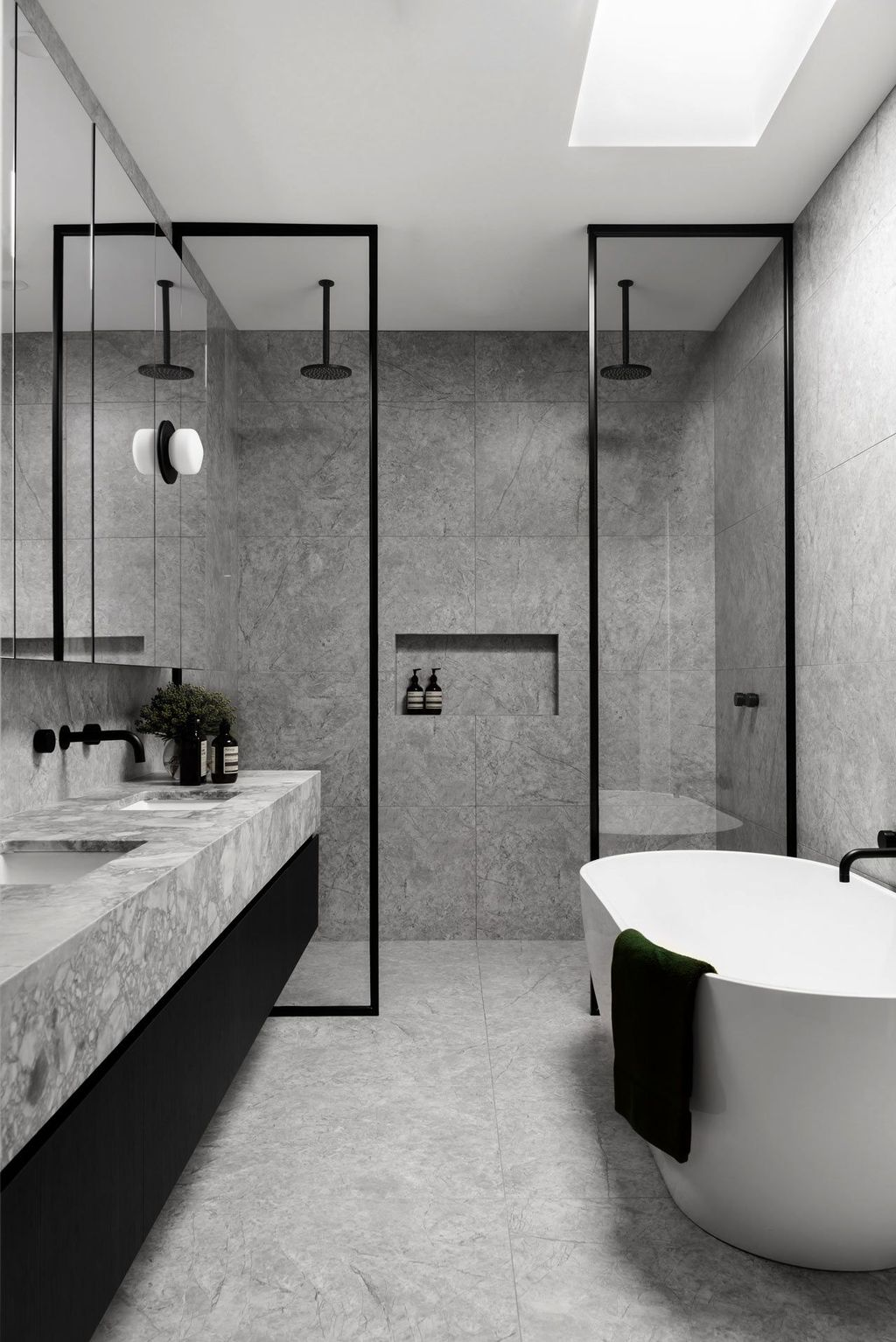 Inspiring Bathroom Interior Design Ideas 14