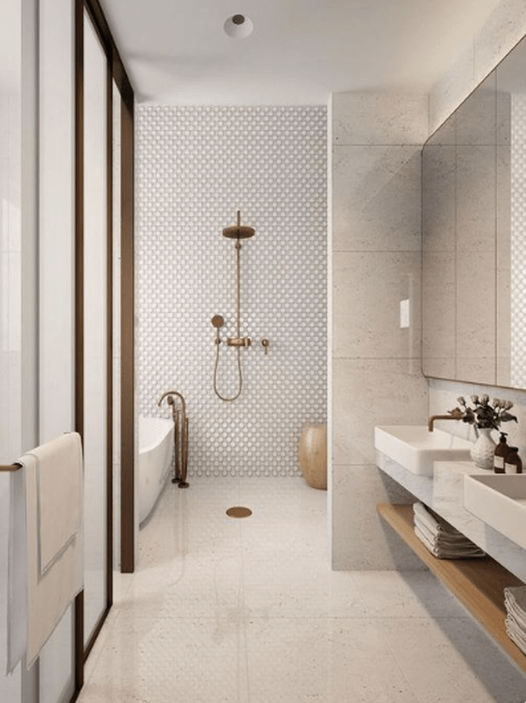 Inspiring Bathroom Interior Design Ideas 23