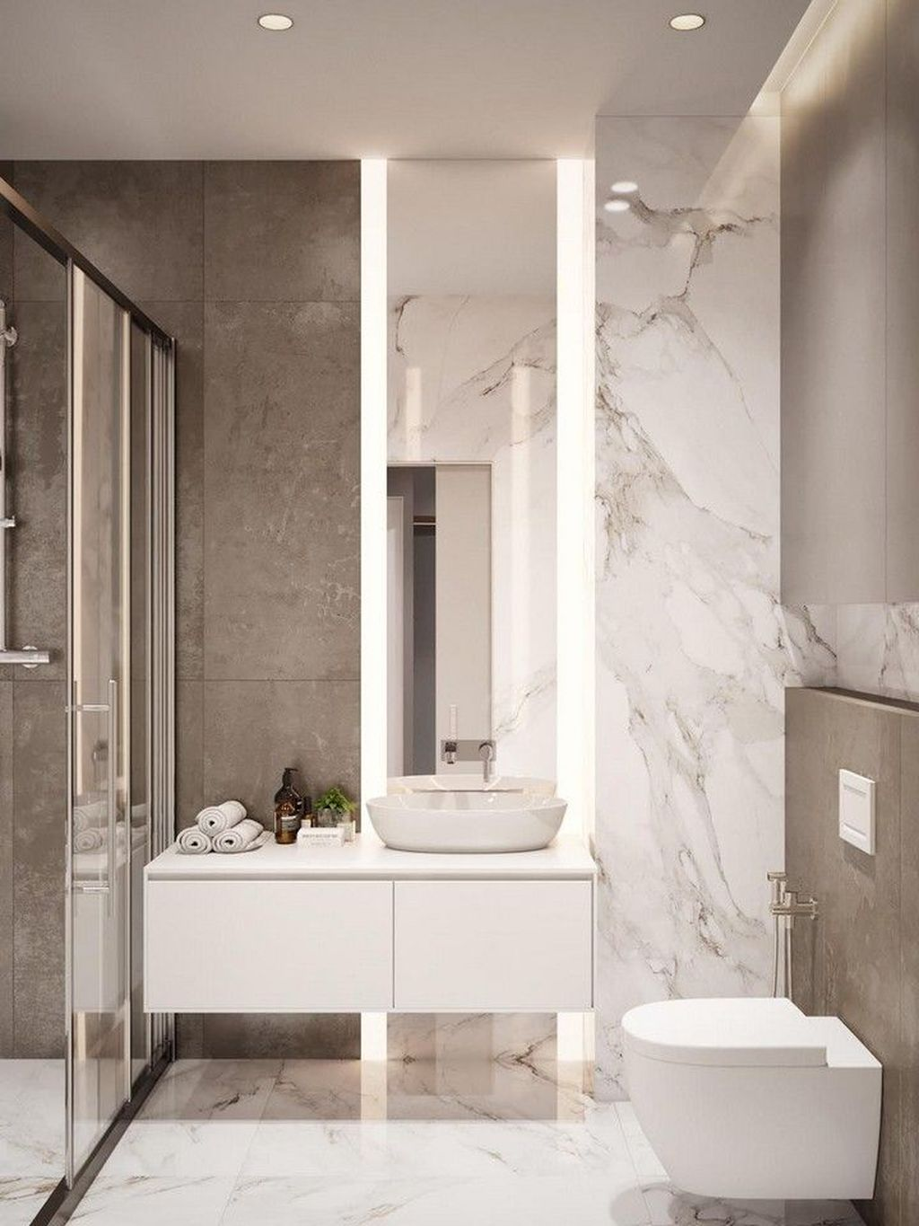 Inspiring Bathroom Interior Design Ideas 32