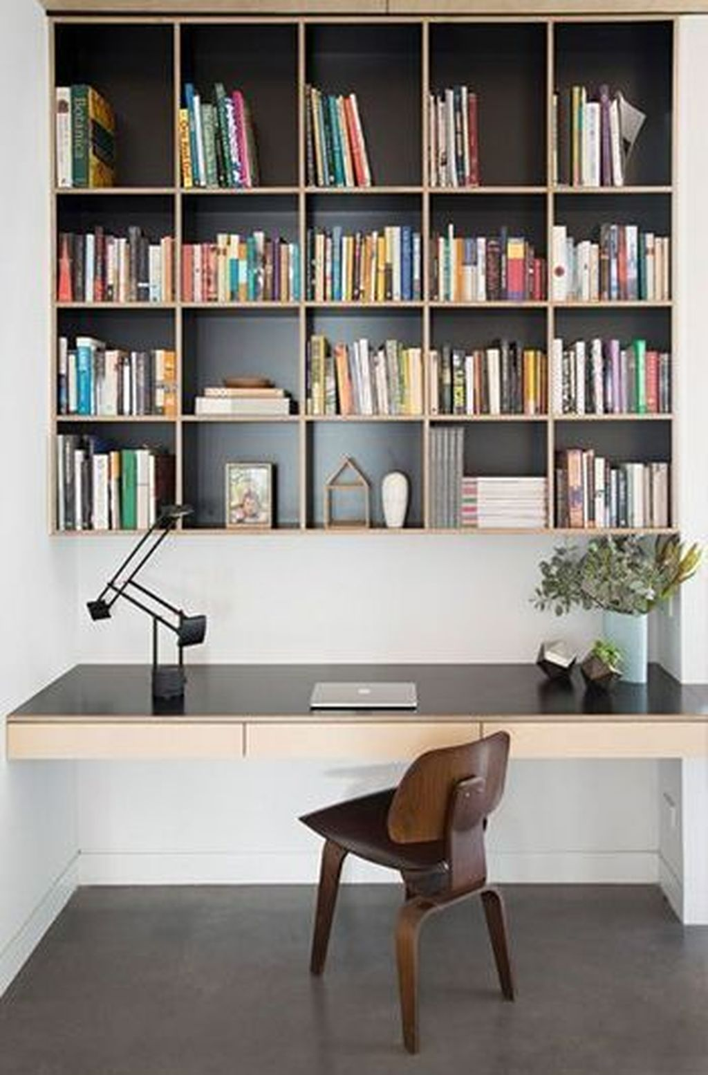Inspiring Small Office Ideas For Small Space 01