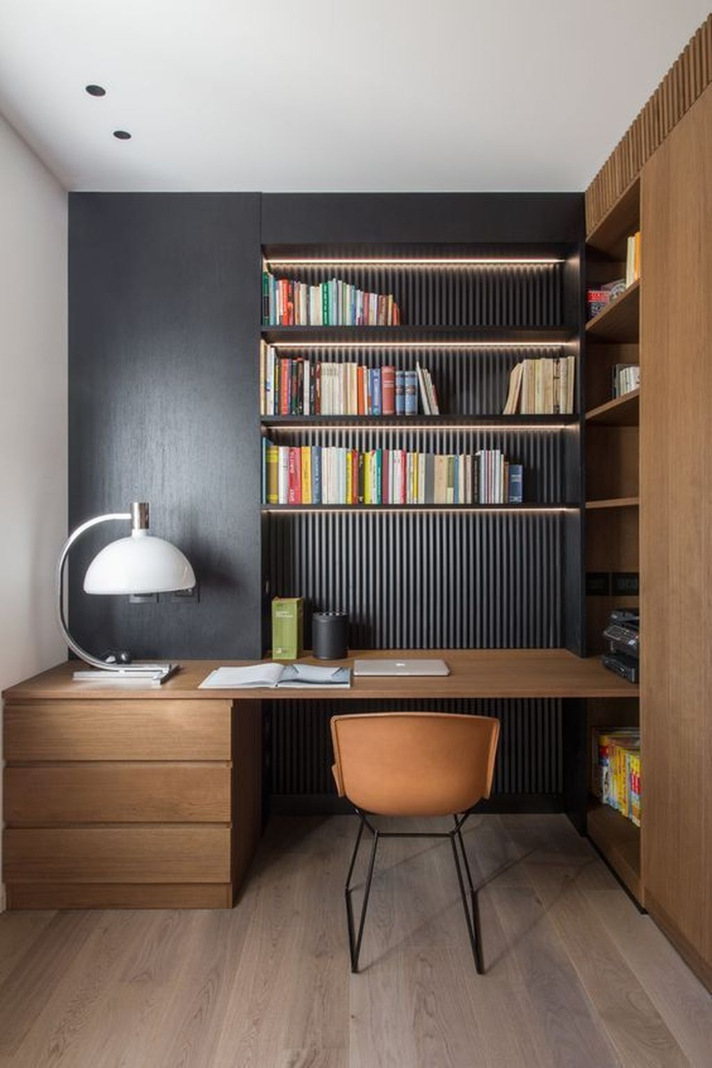 Inspiring Small Office Ideas For Small Space 11