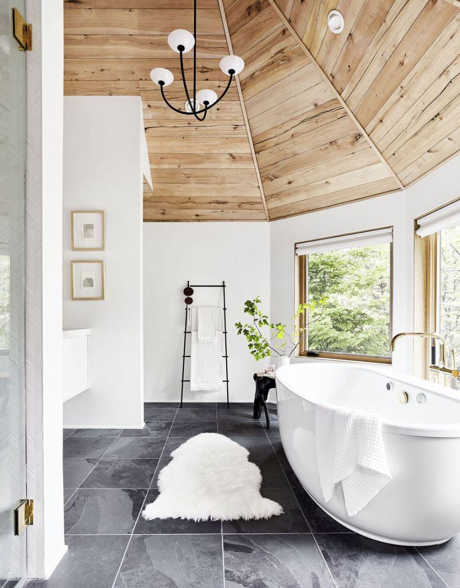 Inspiring Spa Bathroom Decor Ideas 17
