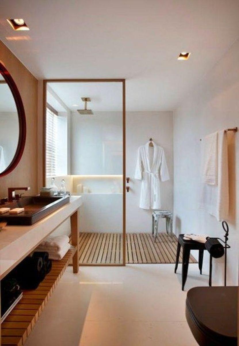 Inspiring Spa Bathroom Decor Ideas 24