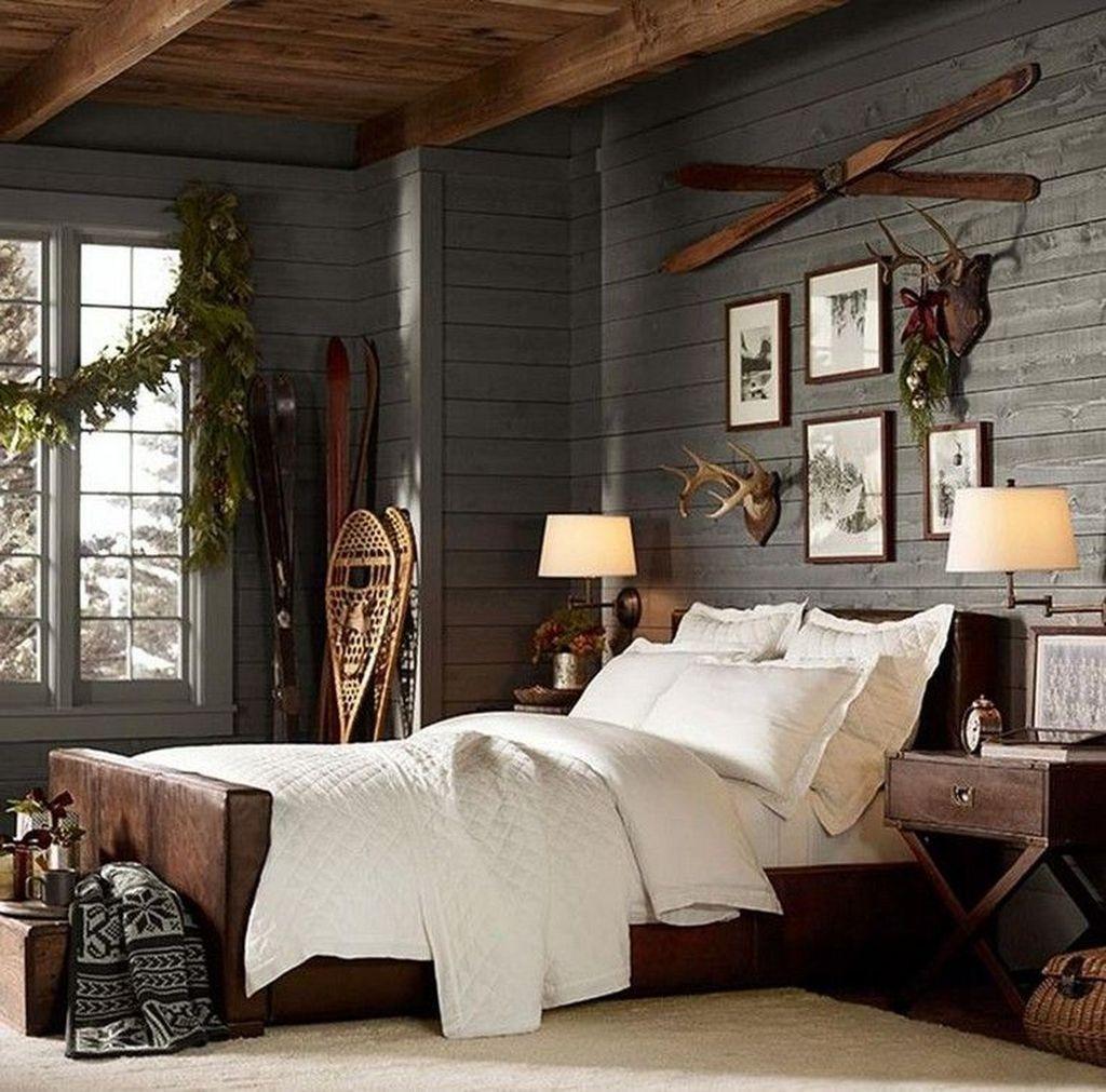 Lovely Rustic Bedroom Design Ideas 02
