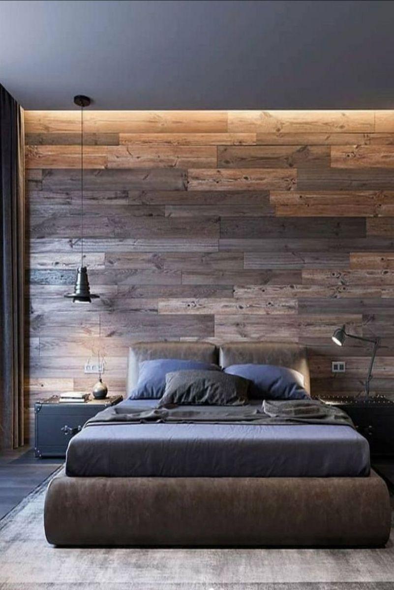 Lovely Rustic Bedroom Design Ideas 16