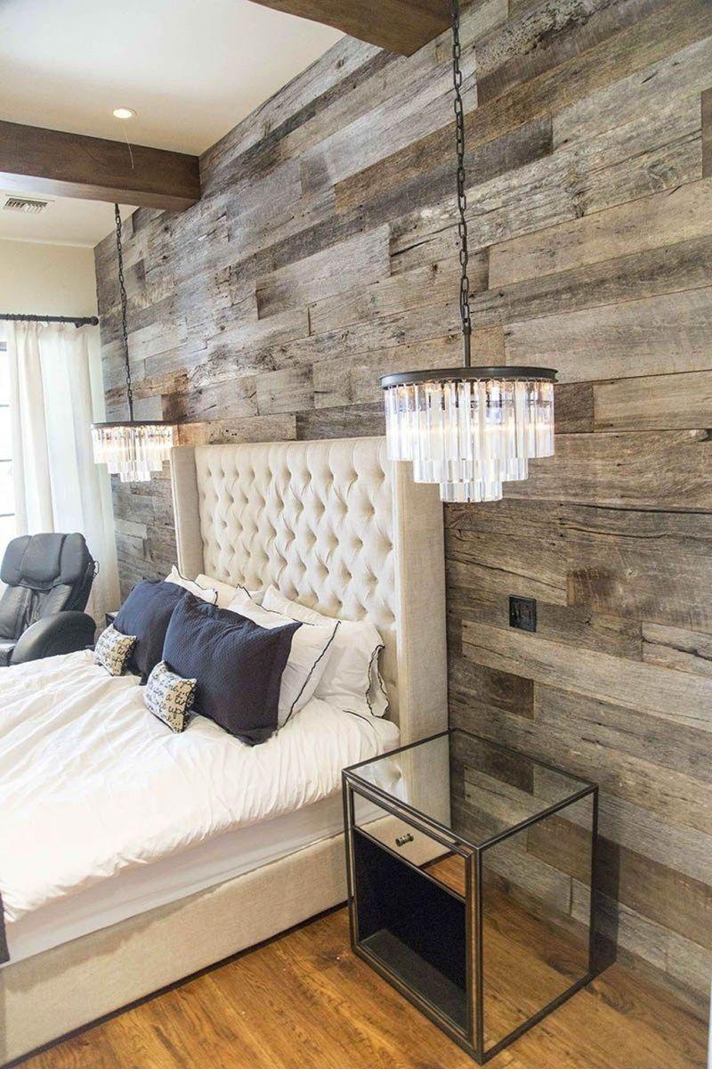 Lovely Rustic Bedroom Design Ideas 31