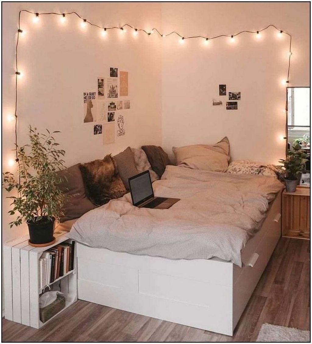 Nice Simple Dorm Room Decor You Should Copy 10