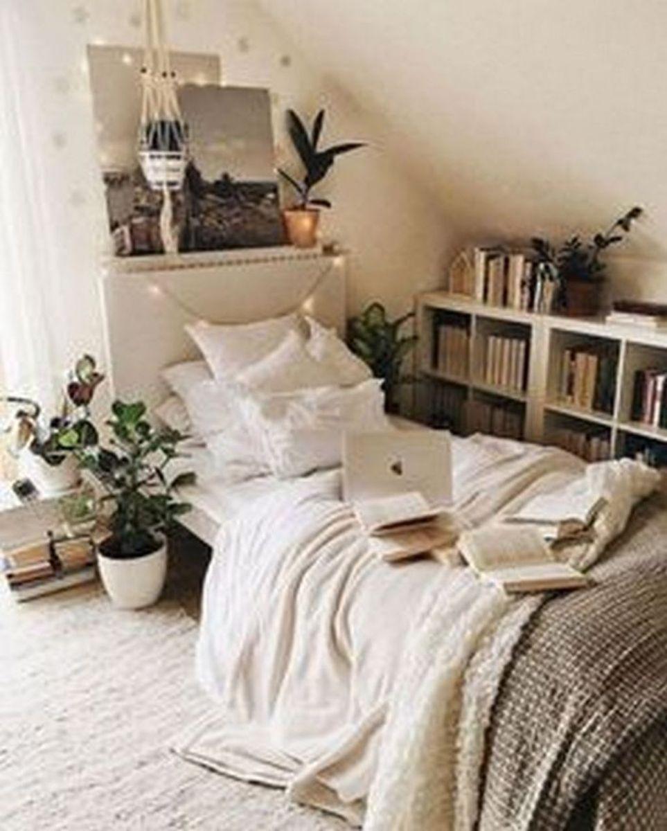 Nice Simple Dorm Room Decor You Should Copy 29
