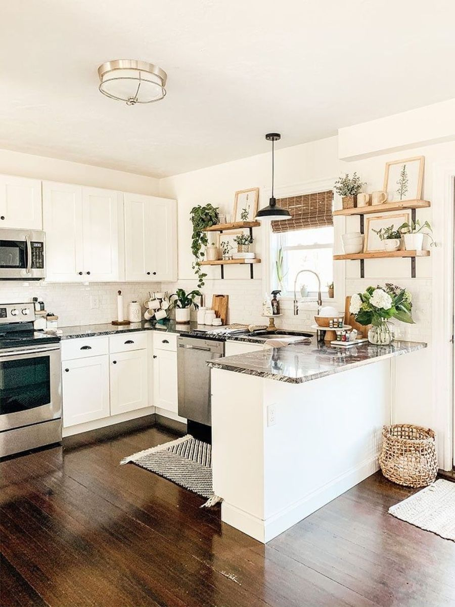 Popular Simple Kitchen Decor Ideas You Should Try 06