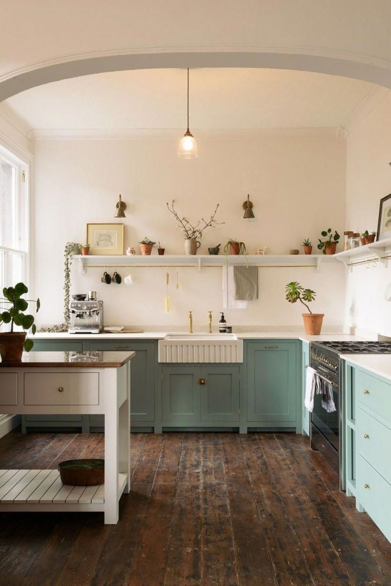 Popular Simple Kitchen Decor Ideas You Should Try 12