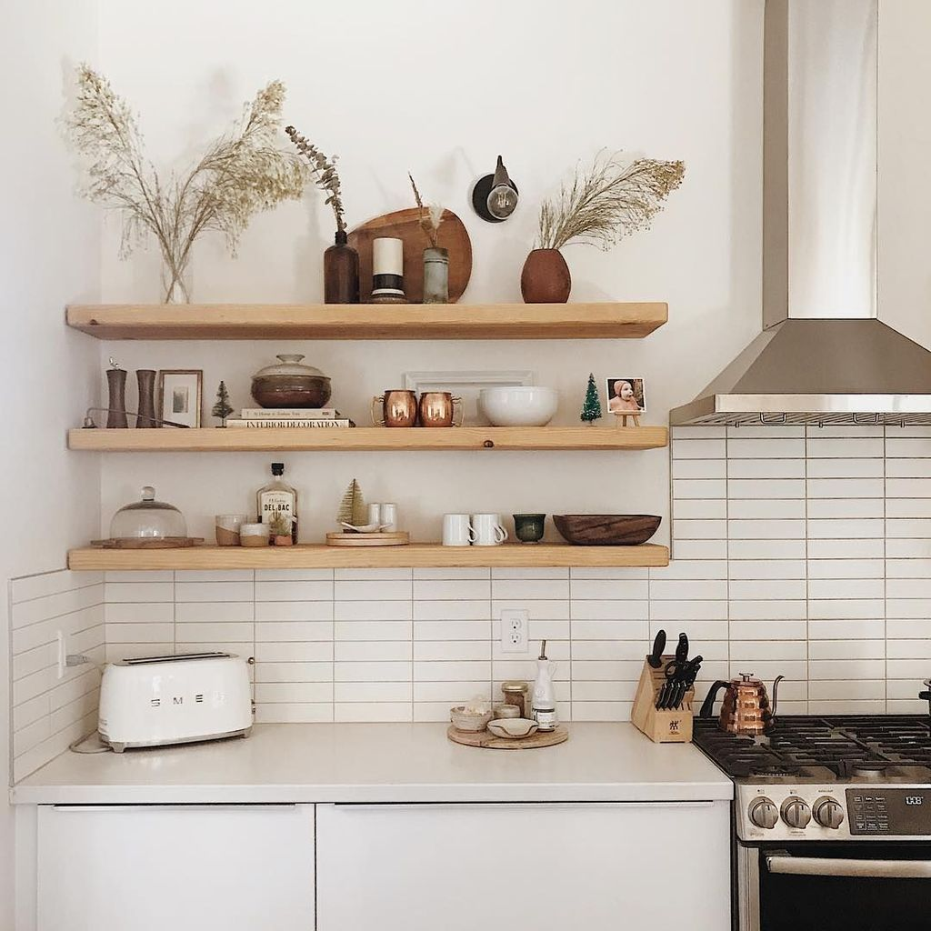 Popular Simple Kitchen Decor Ideas You Should Try 16