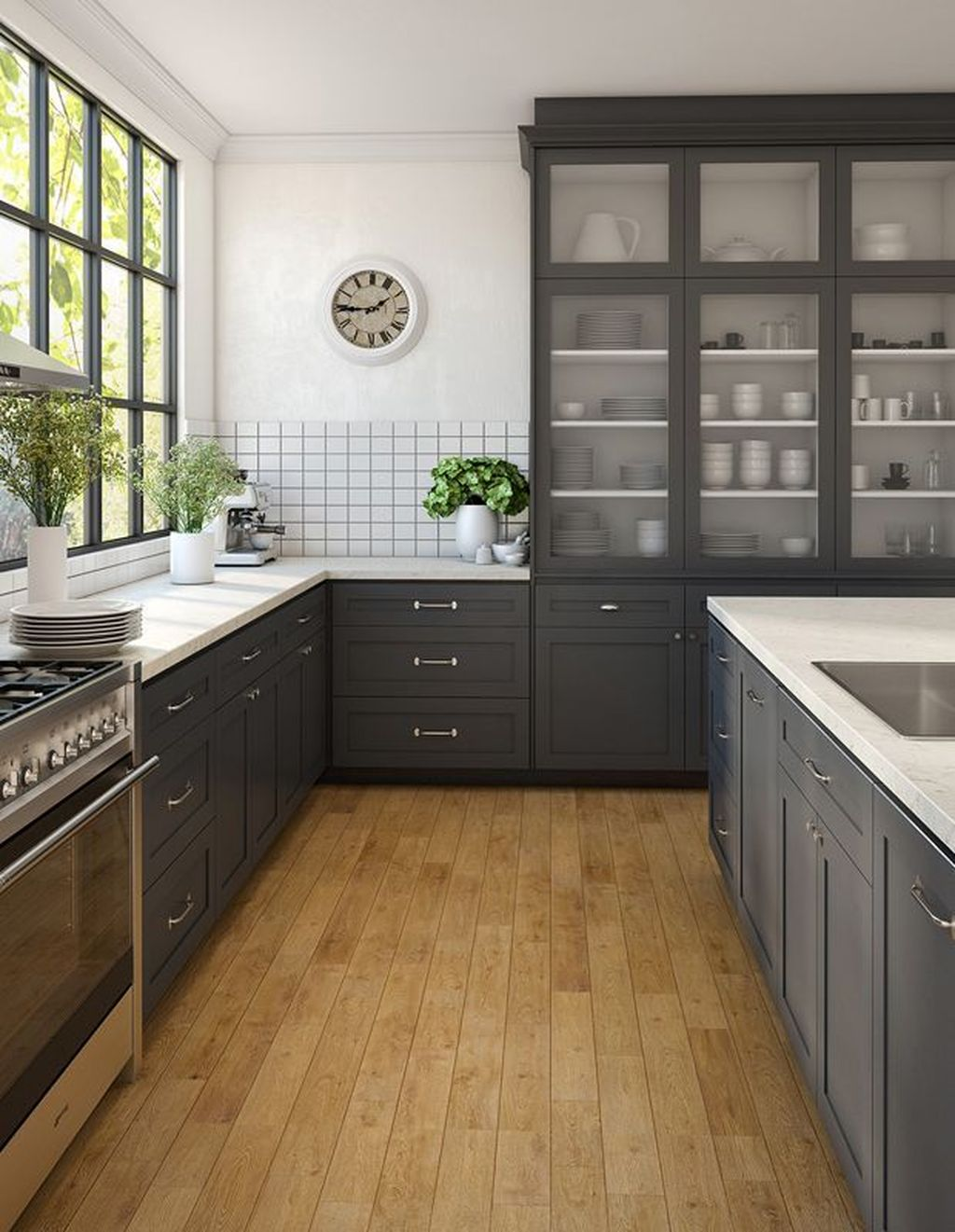 Popular Simple Kitchen Decor Ideas You Should Try 18