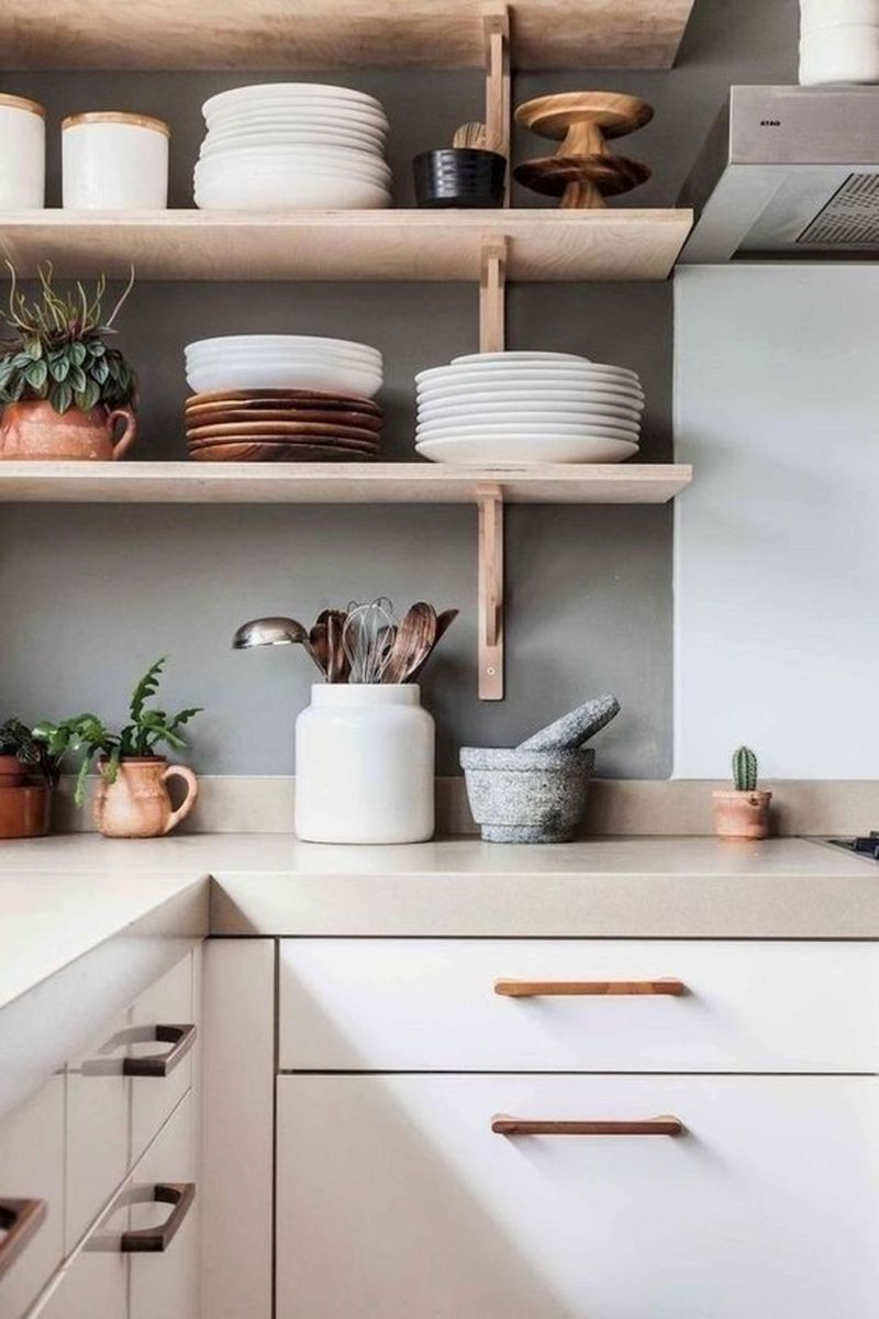 Popular Simple Kitchen Decor Ideas You Should Try 19