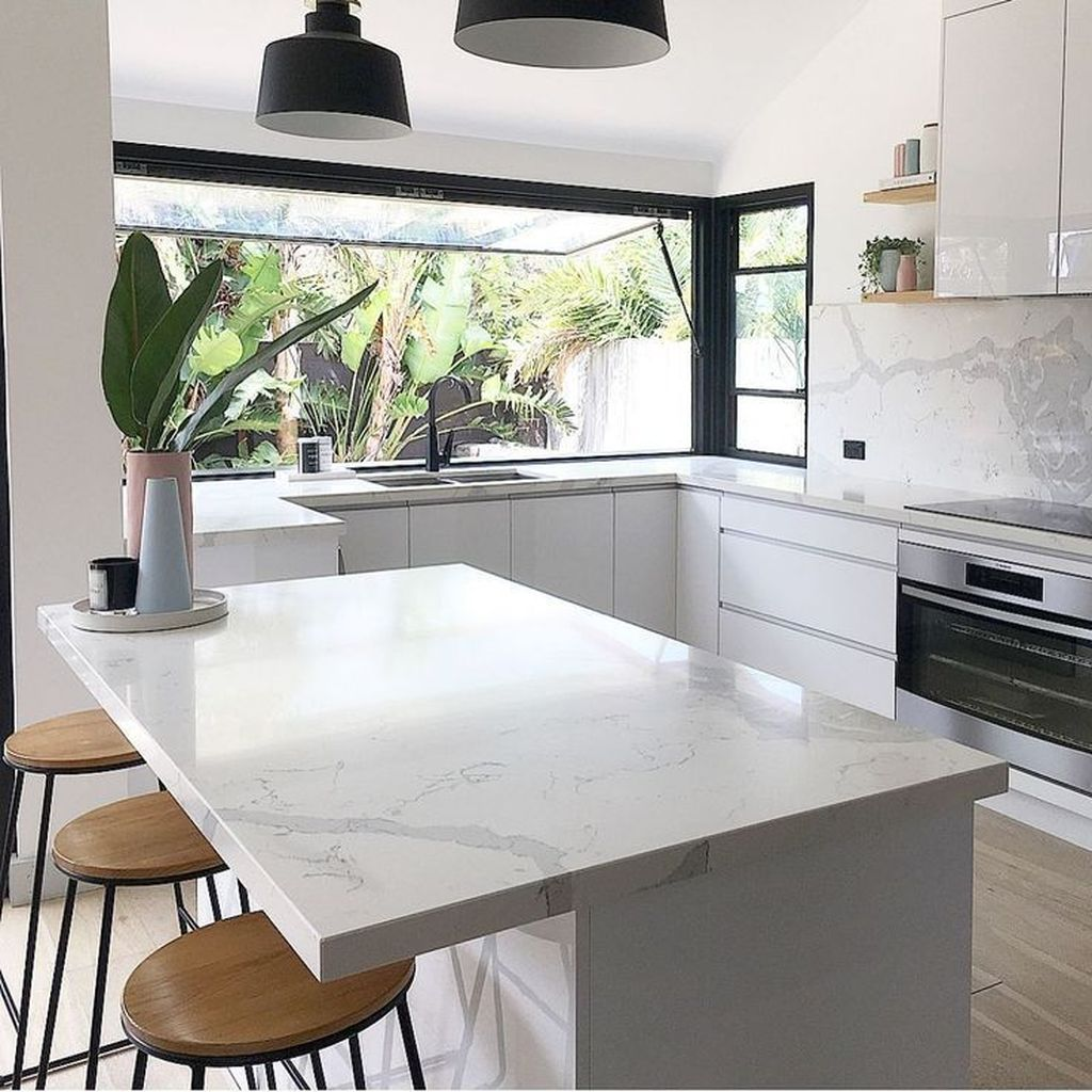 Popular Simple Kitchen Decor Ideas You Should Try 29