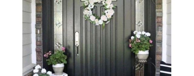 Popular Spring Outdoor Decor Ideas 20
