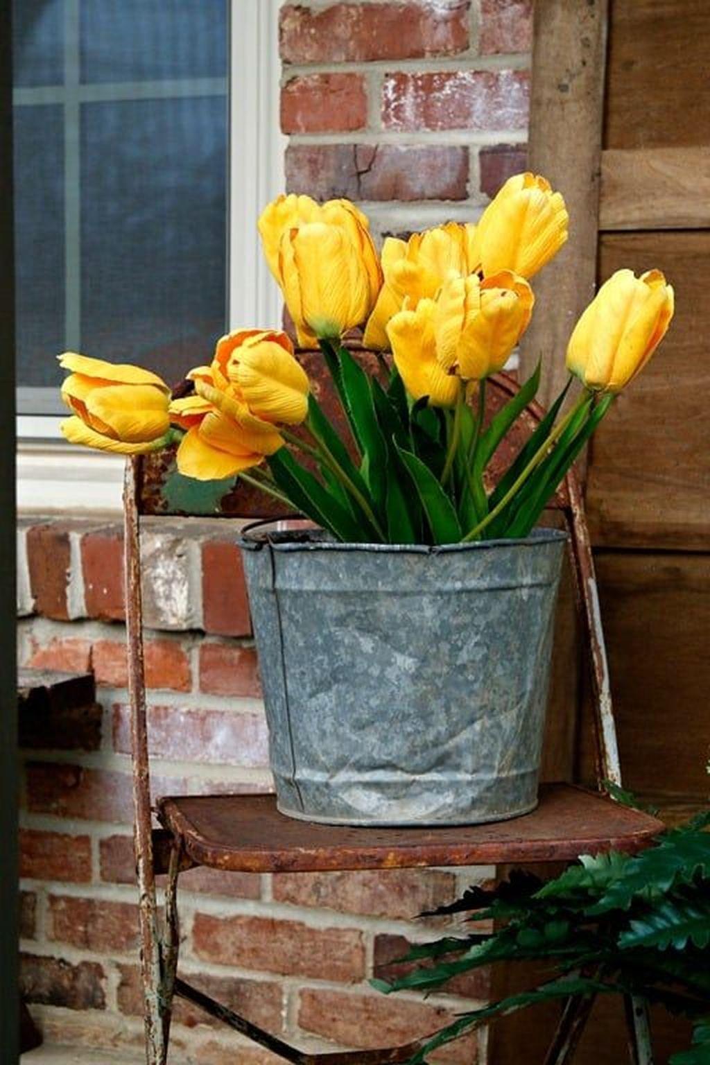 Popular Spring Outdoor Decor Ideas 23