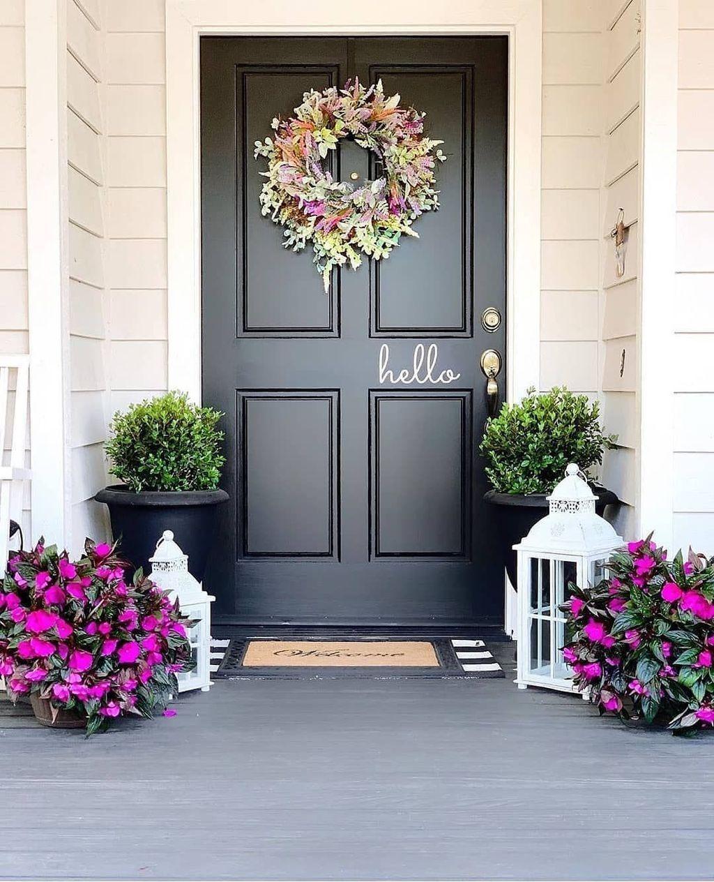 Popular Spring Outdoor Decor Ideas 31