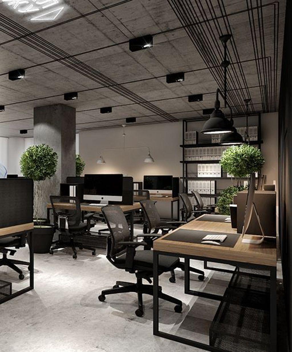 Stunning Contemporary Office Design Ideas 06